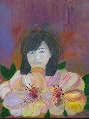 La jeune fille aux fleurs.
