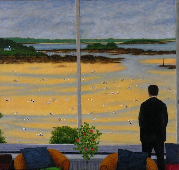 Saint-Briac, marée basse. Claude Guillemet Claude Guillemet