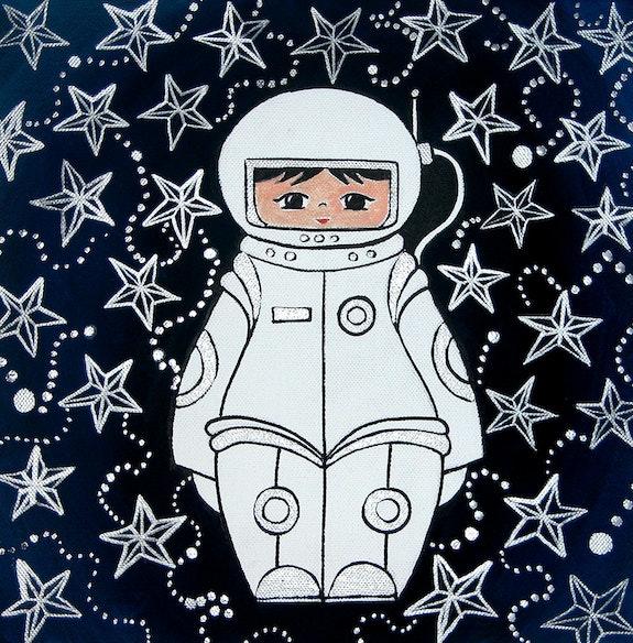 Petit Prince des étoiles. Isabelle Le Pors Isabelle Le Pors