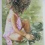L'enfant et les sortilèges de l'eau.. Françoise-Elisabeth Lallemand
