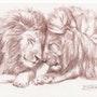 Lions. Diane