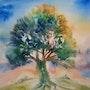 L«arbre de la vie. Marwan Abousekke
