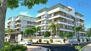 3D Exterior Design Rendering For River Side Residential. Rachana Desai