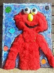 Elmo. Radmila Sally Stojkovic Burton