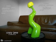 Crazy jane. Godefroy Luong