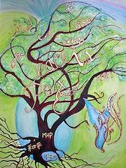 L'arbre de la paix.