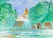 Au village de Nohant….