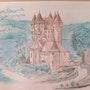 Le château de Val.