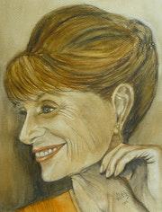 Autoportrait. Mimi