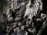 Les chevaux de Bartholdi. La Cie Des Voyageurs/ D. Almon