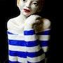 La belle. Nancy Leloup