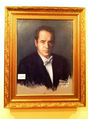 Picture Of Opera Singer Maria Carreras Josep Coll I Original Signed.