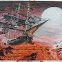 Le vaisseau Fantôme. Gini Vermeulen