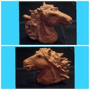 Les chevaux des Girondins. Alain Devred