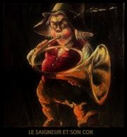 «Le saigneur» et son cor.