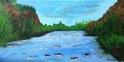 Un coin de rivière.