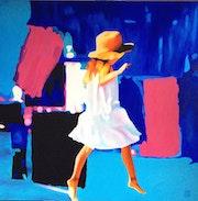 Danse en ville. Alainrolland