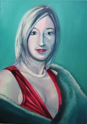 Porträt Irene.