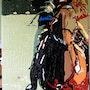 Un cow boy en toscane. Sylvie Ausseur