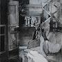 La sacristie - © adagp, Paris - (série).. Sara Fratini