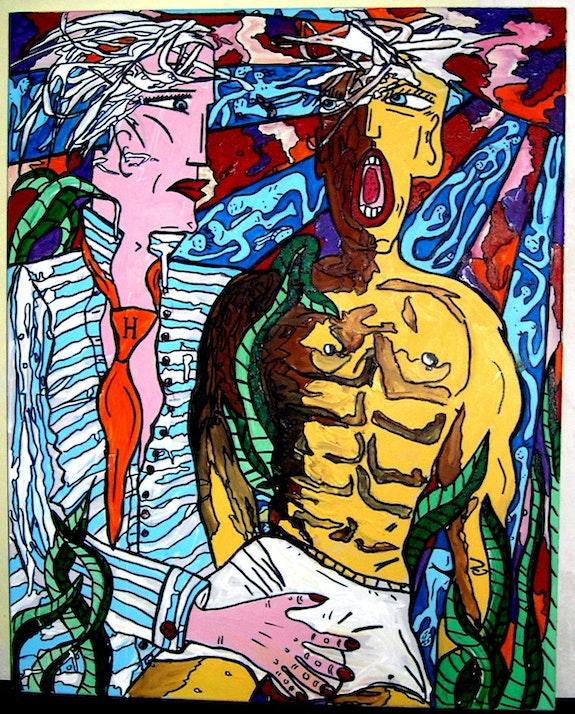 Lovers Art Deco. Théoule Théoule
