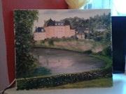 Le château de Couterne.