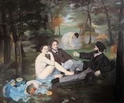 Depuis Manet, «Le déjeuner sur l'herbe».