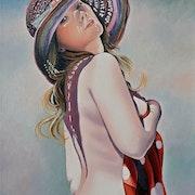 Ah! Le beau chapeau. Marcel Boos