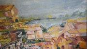Bourg sur Gironde.