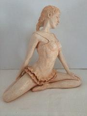 Petite danseuse au tutu. Brigitte Lafon/roy