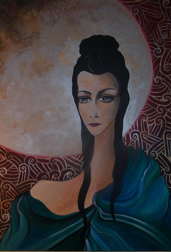 Cixi, Impératrice. Isabelle Le Pors Isabelle Le Pors