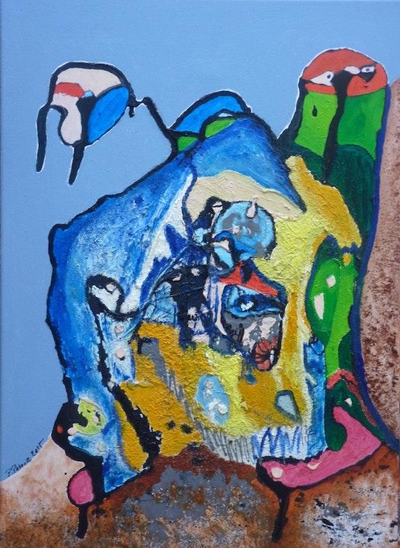 Souvenirs des contes -2. Pierre Perrin 2015 Piero