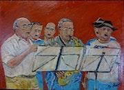 Musique-Jazz-Rock -La chorale. Sergio