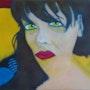 Frane Martin's « les peintres des couleurs de la vie». Evelyne Patricia Lokrou
