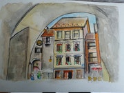 Annecy place ste claire. Laura Bartoly
