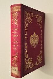 Hof und Staatshandbuch 1879, Königreich Bayern, König Ludwig II. Schloß Tegernsee. Thomas Kern