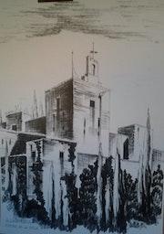 Alhambra. Torre de la Vela. Natalia Zhbanova