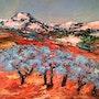 Les Alpilles…. Roger Perrier