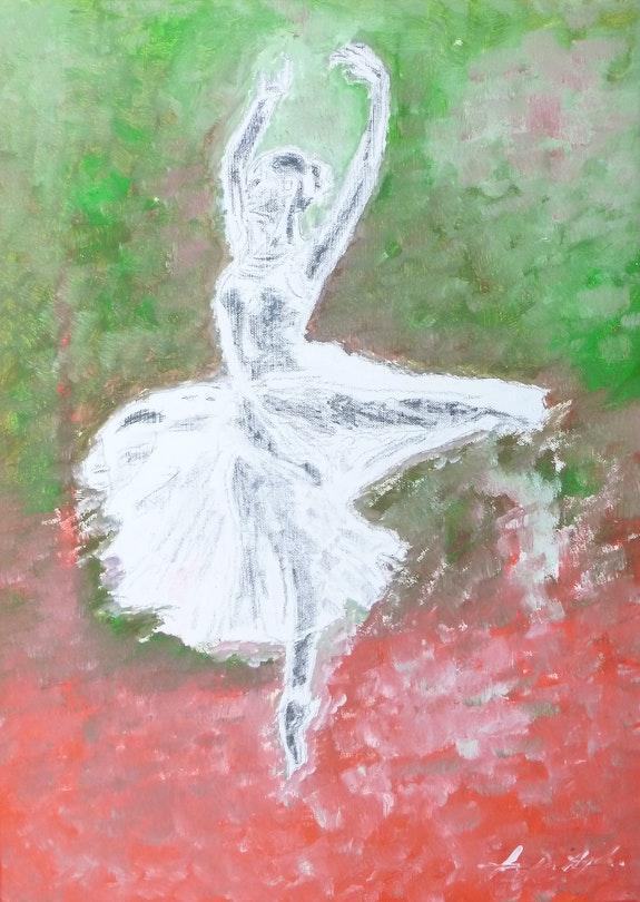 2014 - Une magnifique danse…. Andrea De Ayala Ayala Andre