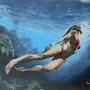 Underwater. Davide Agosti Art