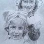 Portraits enfants (3). Alain Devred