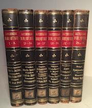 6 Bände aus Besitz Königin Marie Therese von Bayern, Herzögliche Bibliothek. Thomas Kern