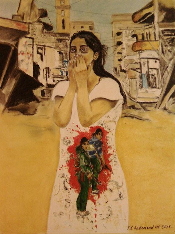 Femmes dans le terrorisme; de Beslan à Kobane.. Françoise-Elisabeth Lallemand Françoise-Elisabeth Lallemand