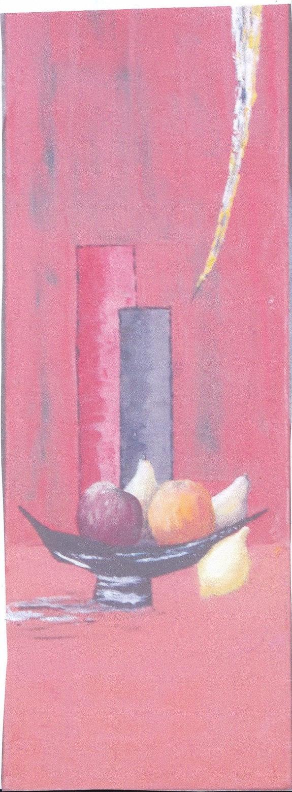 L'orange 2. Madame Pierrette Ricaud P. Ricaud
