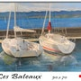 Les bateaux. Pascal Planchamp