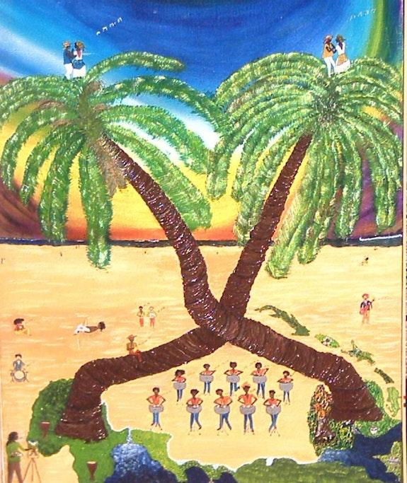 Trinidad band. Jipe Fronton Jipé Fronton