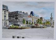 Place de Jaude.