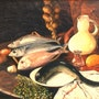 Les poissons. Art d'antan