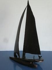 Le voilier. Jean Marc Saffon