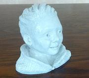 Harold sculpture.